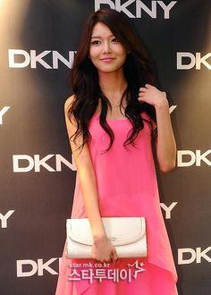 Sooyoung -  DKNY '2012 SS Fashion Show' 11