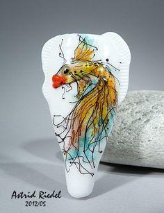 AstridRiedel  Astrid's Handmade Glass Beads