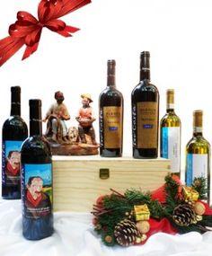 €90,16 http://www.oilwineitaly.com Regalo Vino per Natale. Oilwineitaly ha selezionato per voi alcuni vini doc e docg piemontesi di qualità che vi proponiamo in una cassetta legno Regalo Vino per Natale . Se volete regalare un vino per pasteggiare si consigliano almeno due bottiglie dello stesso tipo.