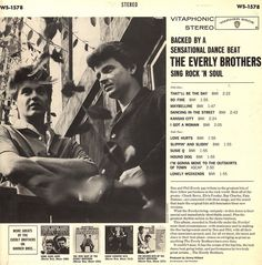 1965 - Everly Brothers - Rock'n Soul