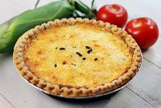 southern tomato pie #savorypie #pie #tomato