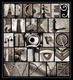 Un projet Abécédaire en ARTS