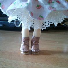 Indianini  boots for Lati White sp / Pukipuki stivali di Style4Bjd, €15.00