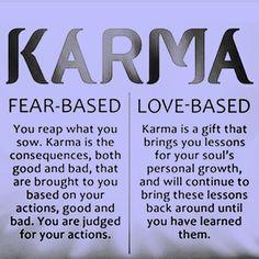 "234 Likes, 4 Comments - Brianna Hudson (@psychic_brianna) on Instagram: ""☯ #karma"""