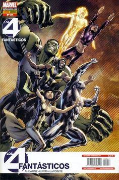 4 Fantásticos (v7) (Los) -27- Fantastic Force