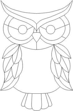 stained glass window quilt patterns for beginners - - Yahoo Image Search Results Stained Glass Birds, Stained Glass Projects, Stained Glass Patterns, Owl Mosaic, Mosaic Art, Mosaic Drawing, Butterfly Images, Glass Butterfly, Embroidery Designs