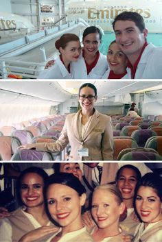 These are several photos from the time I was working as Emirates cabin crew. Read this article to find out why being an Emirates cabin crew changed my life. If you are thinking of joining Emirates as cabin crew, just get in touch with me. I'd be happy to help you :)