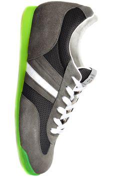 SERAFINI Philadelphia grey sneakers