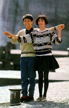 80s Fashion, Vintage Fashion, Womens Fashion, Japanese Fashion, Japanese Girl, Film Inspiration, Couple Photography, Editorial Fashion, Nice Photos
