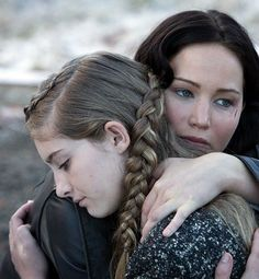 Inciting event or inciting incident - a Hunger Games still