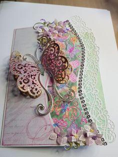 Cardmaking, Crafts, Manualidades, Handmade Crafts, Craft, Arts And Crafts, Artesanato, Handicraft, Card Making