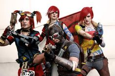 Borderlands 2 Cosplay