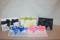 Note Cards  Set of Five by SuSuzTreasures on Etsy, $15.00