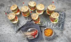 Mini-Burger Rezept | Dr. Oetker