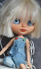 Blythe doll ooak custom CARLAXY Factory basis  Commissions take 20 day