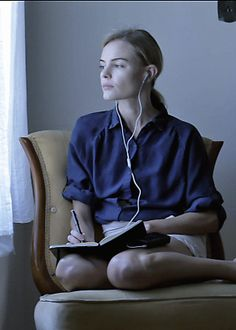 Style - Kate Bosworth in 'And While We Were Here'