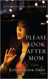 Please Look After Mom - This book hits home for me in so many ways.
