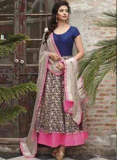 The Tradition Wear in All New Form Of Salwar Kameez 7293  http://www.angelnx.com/Salwar-Kameez/Pakistani-Suits
