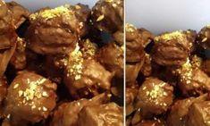 Λαχταριστά γκοφρετίνια σοκολατάκια με 3 Υλικά!