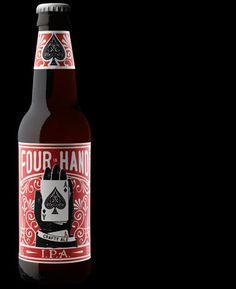 Stranger & Stranger - FOUR IN HAND BEER Craft(y) Ale