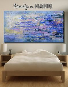 Abstract art Abstract painting Acrylic Painting Canvas