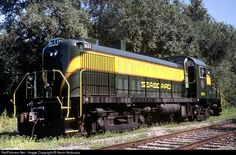 RailPictures.Net Photo: SAL 1633 Seaboard Air Line Alco RS-3 at Parrish, Florida by Kevin Andrusia