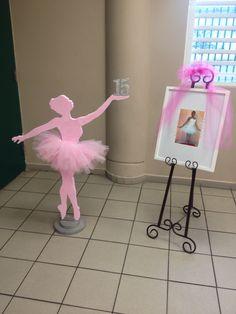 Resultado de imagem para fiesta de 15 tematica bailarina