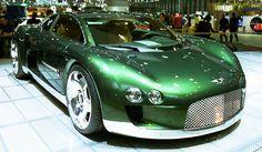 Desktop Car Wallpapers - Audi BMW Mercedes Porsche Volkswagen Sports Car Wallpapers: Bentley Hunaudieres Car Wallpapers Bentley Hunaudieres Car Desktop Wallpapers