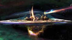 Asgard // Concept Art