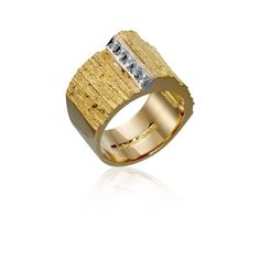 CIRIA GOLD RING / Design Björn Weckström / Handmade in Helsinki / Lapponia Jewelry / new model available