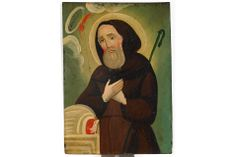 "The El Paso Museum of Art announces ""Saint Francis of Assisi and Saint Francis of Paola"""