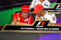 Alonso y Ferrari ya están en Valencia para el GP de Europa