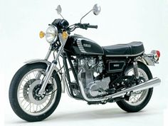 Una moto informal