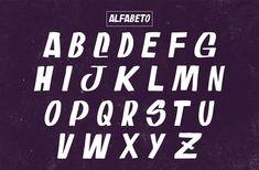 Oferta Do Dia é uma tipografia vernacular criada a partir de cartazes de supermercado, para trabalho acadêmico na disciplina de Diagramação