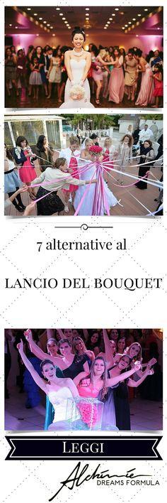 7 alternative al lancio del bouquet-  7 Wedding Bouquet Toss Alternatives