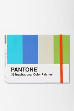 Pantone Color Palettes by Pantone