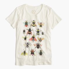 Shop the Women's J.Crew For The Xerces Society Save The Bees T-Shirt at JCrew.com and see our entire selection of Women's Tees.