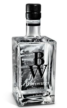 Bayswater London Dry Gin  Más info en http://BayswaterGin.com
