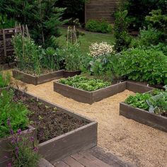 49 Beautiful DIY Raised Garden Beds Ideas - Wartaku.net