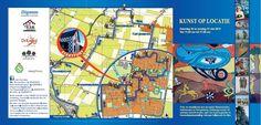 'Kunst op locatie' is een fiets- en wandelroute die ieder jaar door een aantal dorpen van de voormalige gemeente Harenkarspel gaat. In 2016 zijn dit de dorpen Warmenhuizen, Krabbendam en Eenigenburg.  Onderweg kunnen 24 adressen worden bezocht waar van kunst te genieten is. In totaal tonen 56 kunstenaars hun werk en de kinder- en tienergroepen van de Sötemann vereniging.  Een overzicht van wat er onderweg zoal te zien is, vindt u in de hal naast het Bolletjescafé te Warmenhuizen. Deze hal…