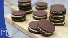 Galletas oreo caseras del chef Thomas keller / Homemade Oreo's cookies TKO