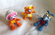 Vintage  baby muppets McDonalds Happy Meal Toys by puregerlz, $5.99