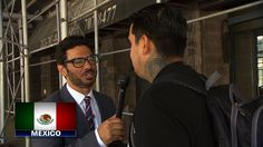 Al Madrigal investigates cultural differences among Latinos and the Chilean love of mayonnaise.
