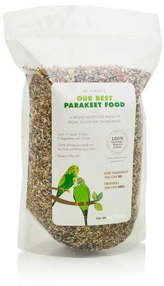 Dr. Harvey's Best Parakeet Bird Seed