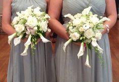 Beautiful bridal party bouquets Party Perfect Boca Raton, FL 561-994-8833