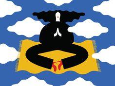 http://olimpiazagnoli.tumblr.com/post/64014280171/flying-marina-abramovic-2013