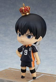 Kageyama your favorite character? Here's an awesome Nendoroid. Visit FIHEROE. for more anime stuff like toys, Nendoroids, actions figures, Funko, statues,  art, guys, aesthetic, fanart, toys, games, wallpaper, couples manga, memes, Naruto, boy, drawings, icon, kiss, sketch, eyes, tattoos, romance, quotes, characters, female, poses, outfits, hair, 90's, backgrounds, love, Fairy Tail, PFP, scenery, cosplay, dark, One Piece, chibi, hairstyles, wolf, old, funny, fantasy, how to draw, cute… Marchandise Anime, Anime Dolls, Haikyuu Anime, Kawaii Anime, Kageyama Tobio, Hinata, Haikyuu Nendoroid, Funko Pop Anime, Mystic Messenger Memes