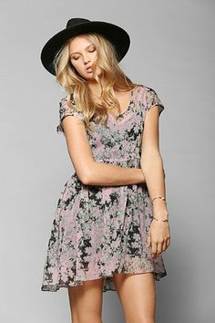 Bohemian Bones Ditsy Floral Babydoll Dress http://www.urbanoutfitters.com/urban/catalog/productdetail.jsp?id=31146640&parentid=W_NEWARRIVALS