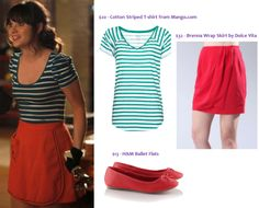 There is seriously an entire blog dedicated to dressing like Zooey???  Zooey Deschanel Style Blog