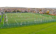 4G Synthetic Grass Pitch